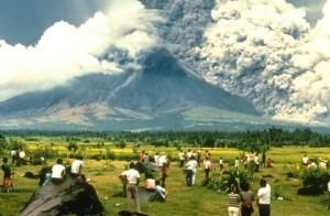 Mayon's 1984 eruption